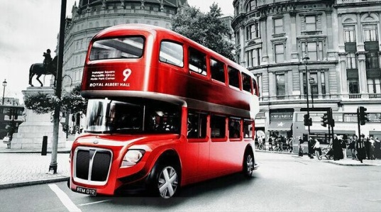 Chinese-built zero-emission double-decker ready to ferrying in London this October !