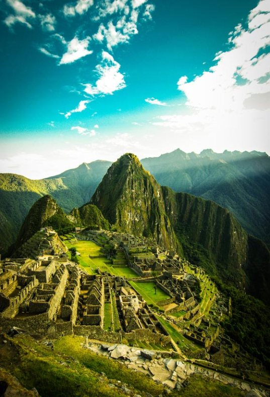 El-Machu-Picchu
