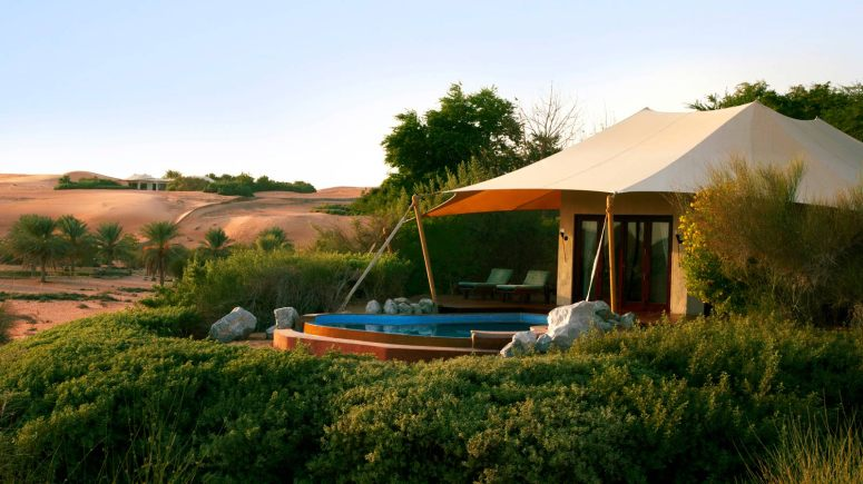 Al Maha Resort, a Green Key Hotel in Dubai