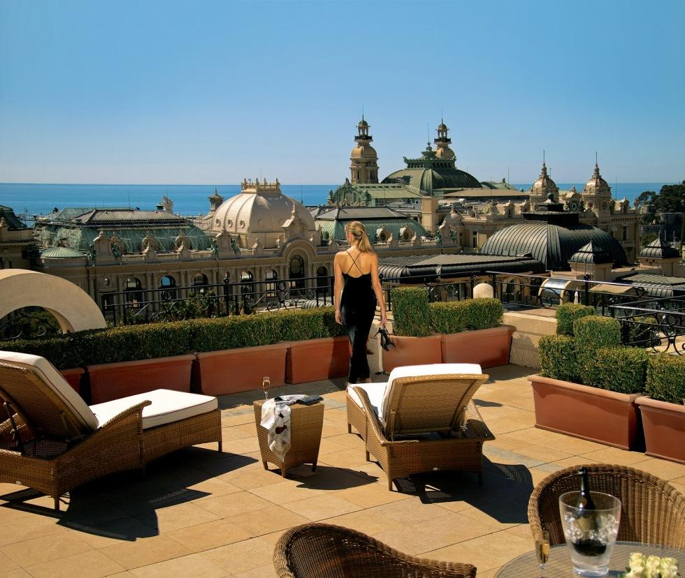 Hôtel Métropole, Monte-Carlo, a Green Key Hotel in Monaco
