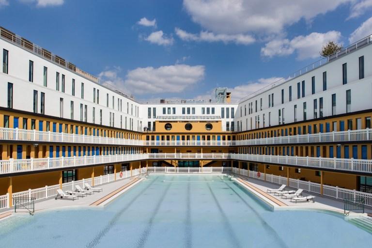 Hotel Molitor by MGallery Paris Planet 21 Hotel Ecologique Paris - Green Hotel Paris