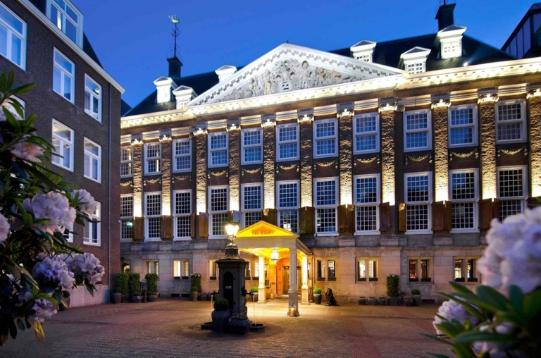 Hotel Sofitel Legend the Grand Amsterdam, a Green Key Hotel in Amsterdam