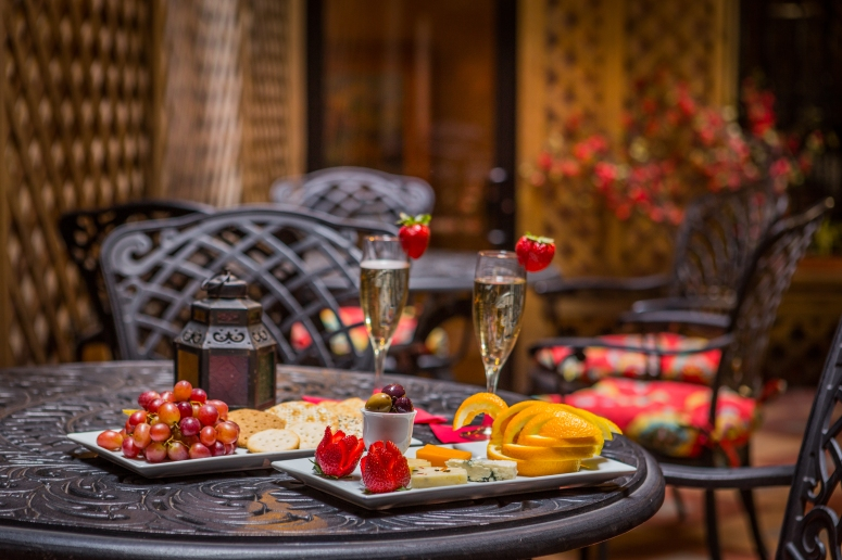 Wine & Cheese Evening Reception @ Casablanca Hotel New York City