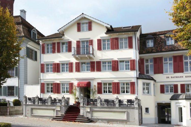 Hotel Swiss - Vegan Hotel & Restaurant