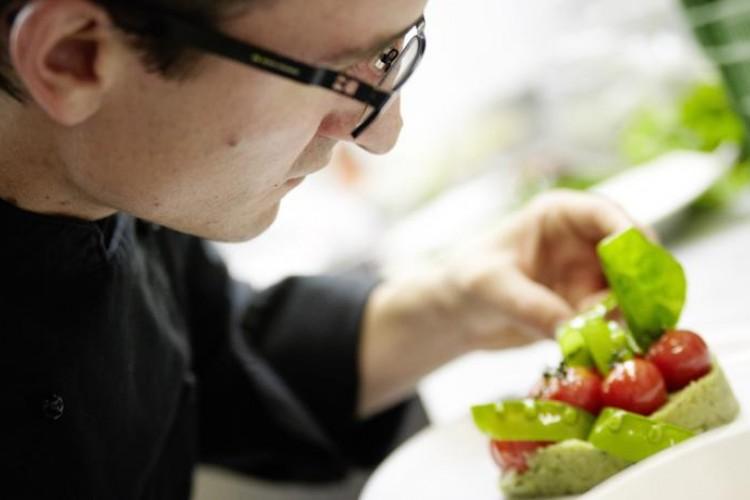 Gourmet chef Raphael Lüthy - Hotel Swiss - Vegan Hotel & Restaurant