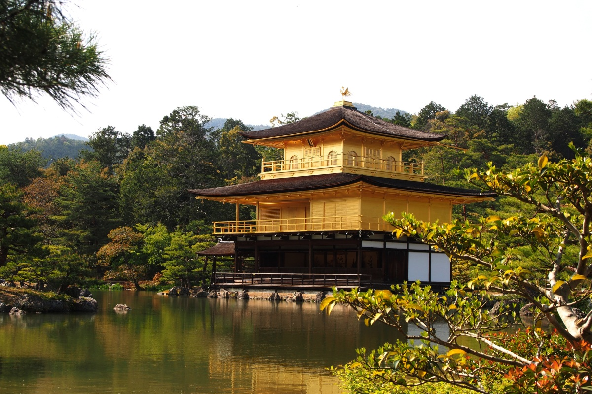 Top 5 green hotels in Kyoto