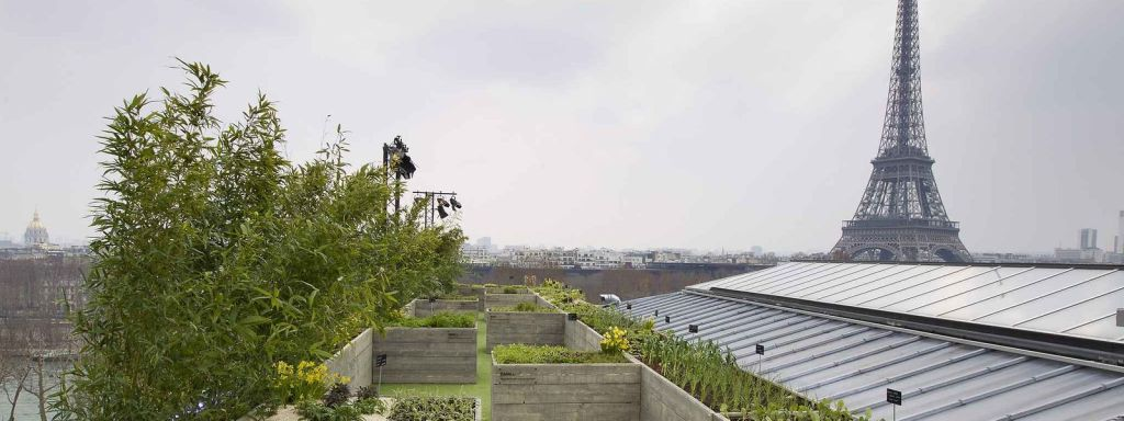 Eco-friendly hotel Paris